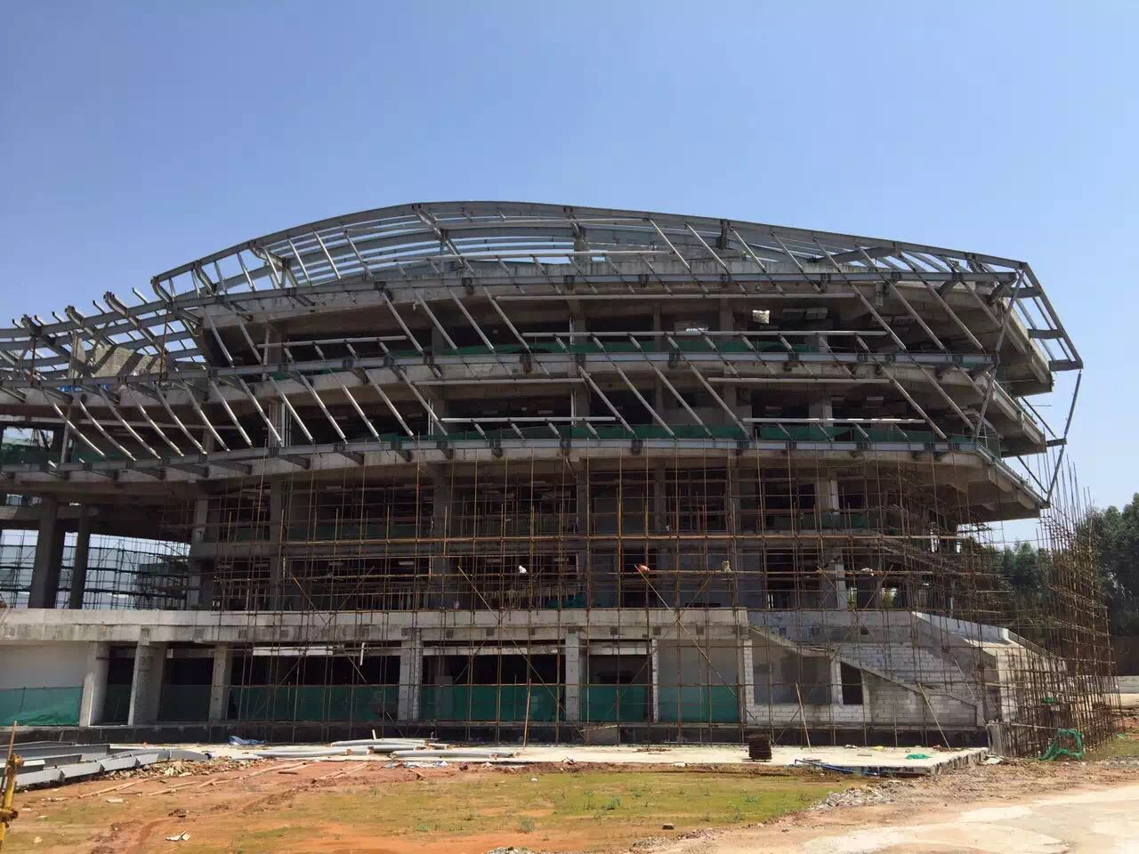 来自邹开文发布的供应信息:专业承接钢结构工程... - 惠州市骐任钢构工程有限公司