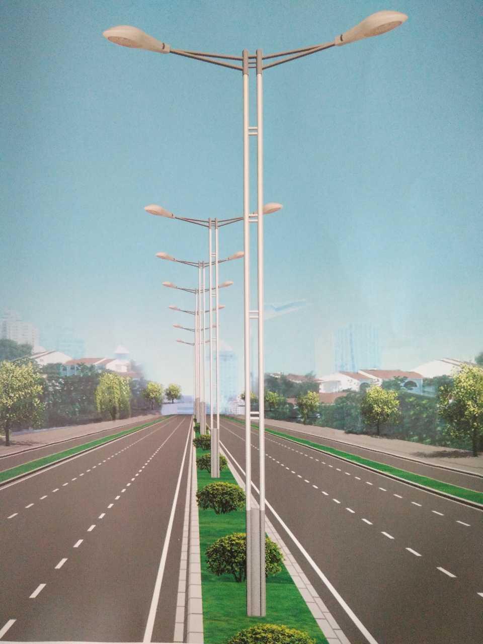 来自李正冰发布的供应信息:专一生产道路路灯、高杆灯、太阳能路灯、风... - 海南炜达新能源科技有限公司