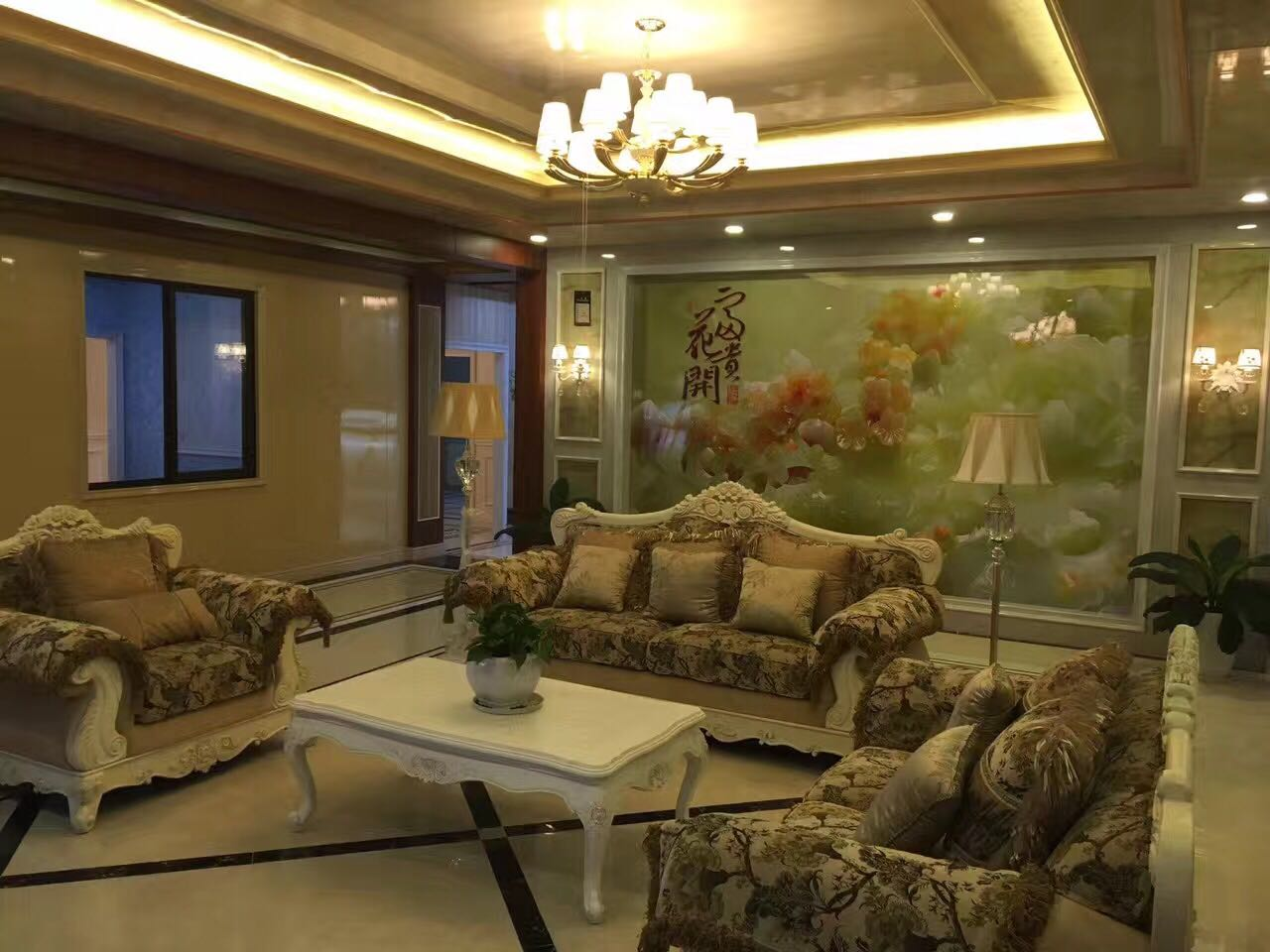 来自谢镜华发布的供应信息:本公司生产的竹木纤维集成墙面是一种新型的... - 广州好居新材料