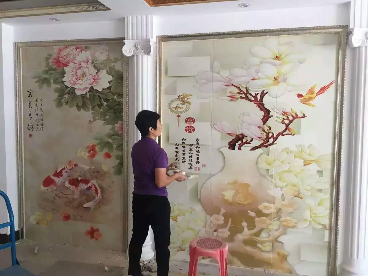 来自萧林发布的公司动态信息:... - 玉玲珑陶瓷背景墙有限公司