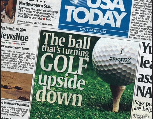 [需求]报纸中的电视机,号称米国最大报的《今日美国》如何转型?-视觉杂志