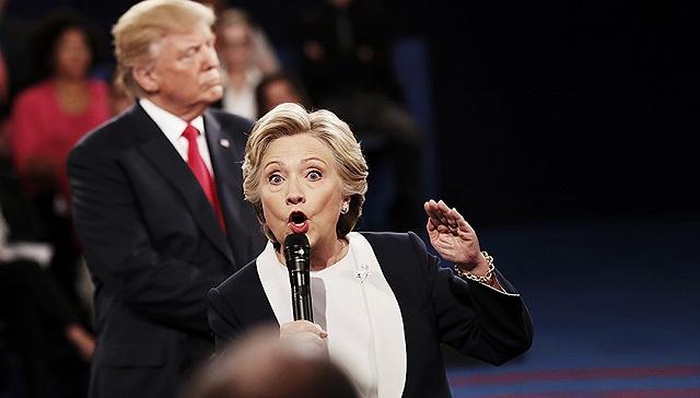 [界面新闻]都在谈特朗普风险 希拉里当选又将如何影响新兴市场?