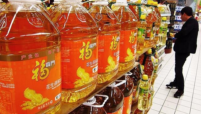 [界面新闻]油品疑云:福临门花生调和油花生油含量被质疑