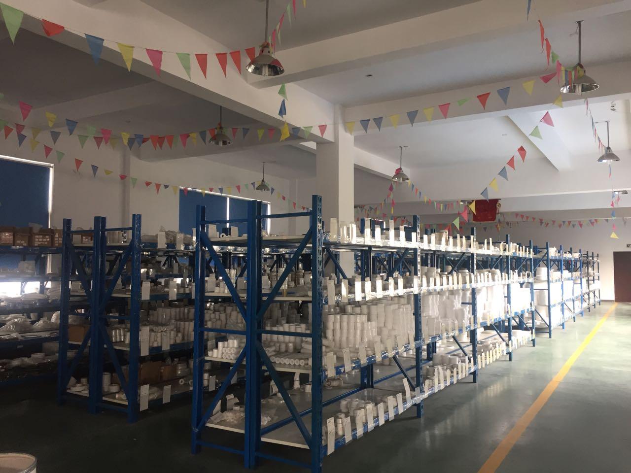 来自丁智媛发布的供应信息:四氟垫,四氟板,四氟管... - 宁波泰弗诺氟塑制品有限公司