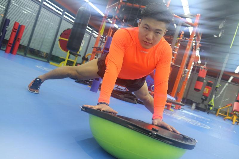 来自田彬彬发布的供应信息:天津市力美健私人教练 专业增肌,塑型,减... - 天津市力美健健身有限公司