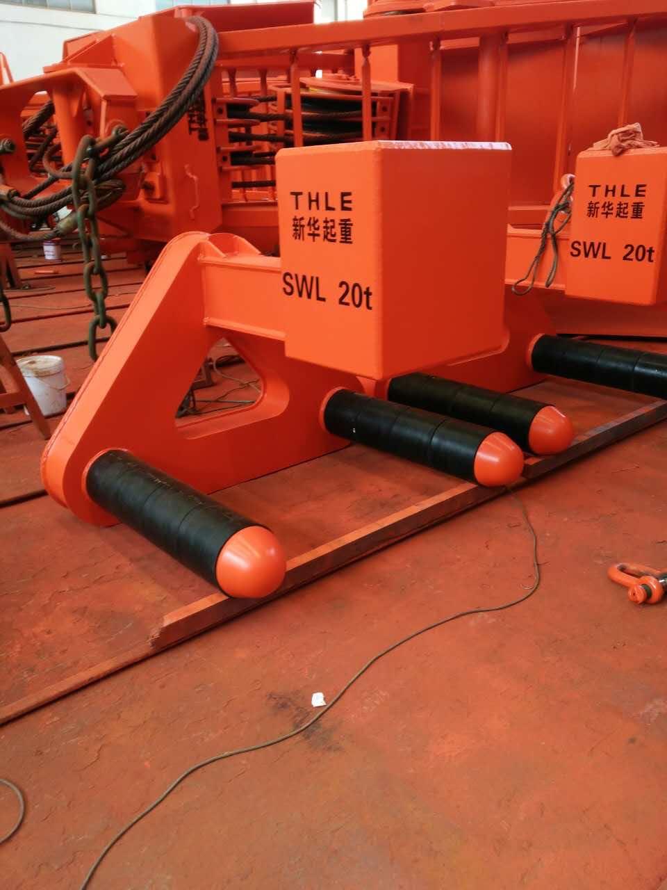 来自郅向东发布的供应信息:抓斗工索具... - 新华起重工具