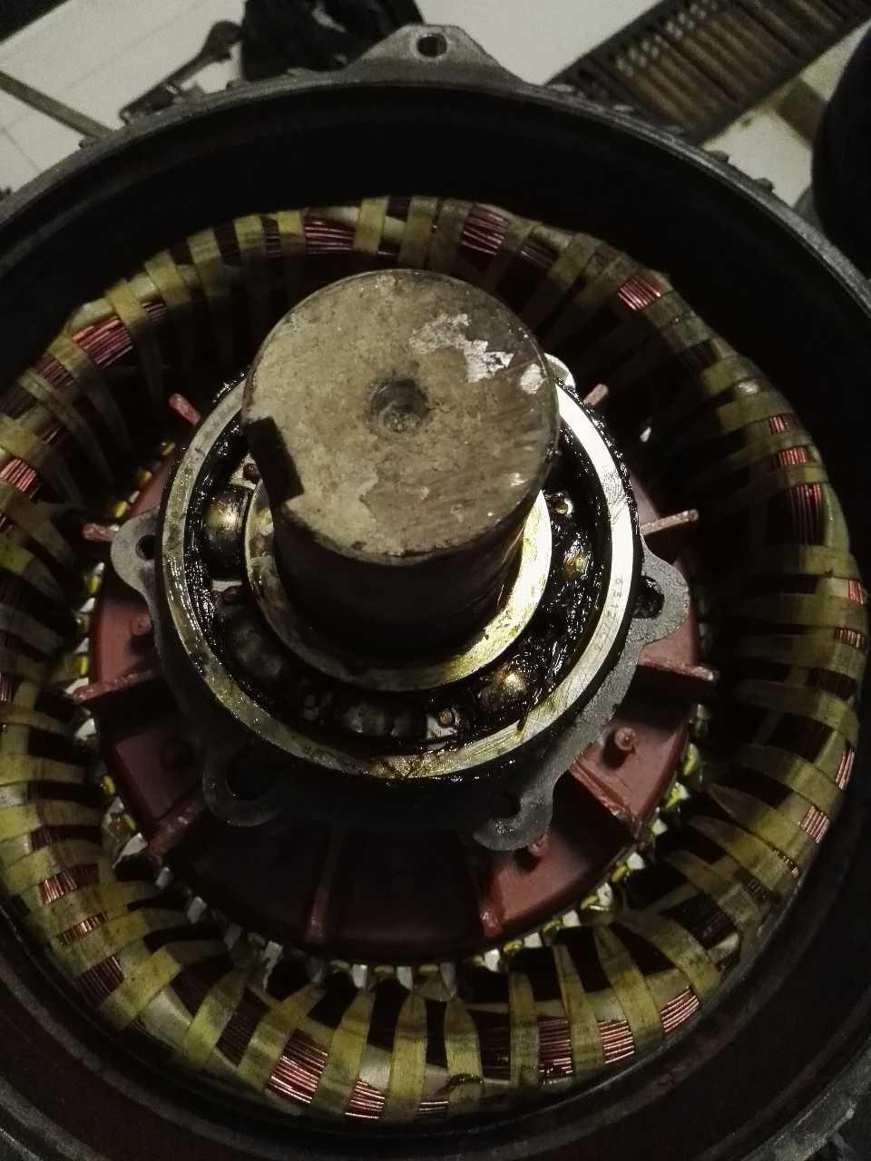 来自吕海成发布的供应信息:维修水泵... - 上海人民电机厂有限公司