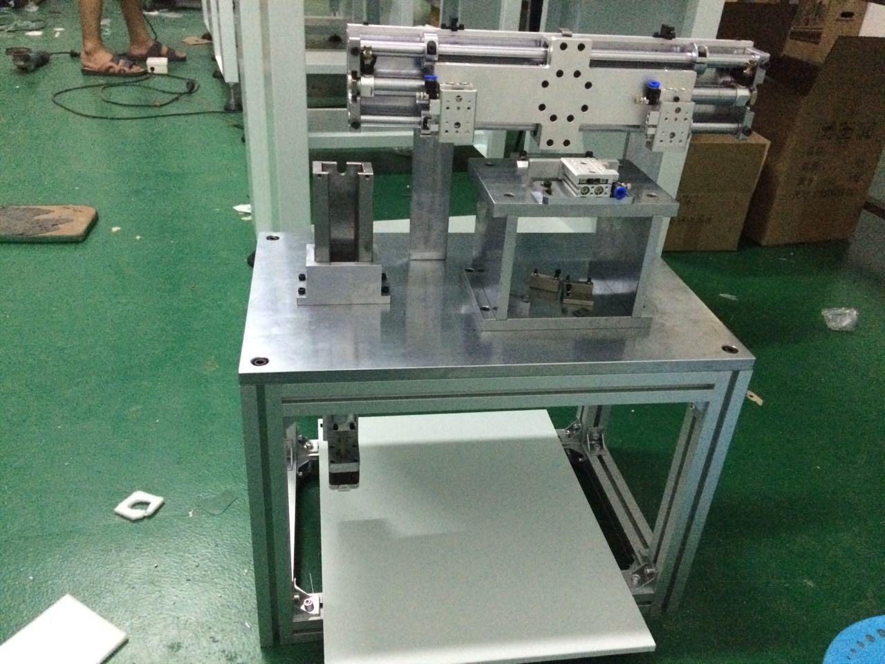 来自张波发布的供应信息:非标自动化、生产线、螺丝机、点胶机、SM... - 东莞市力彩丹模具机械有限公司