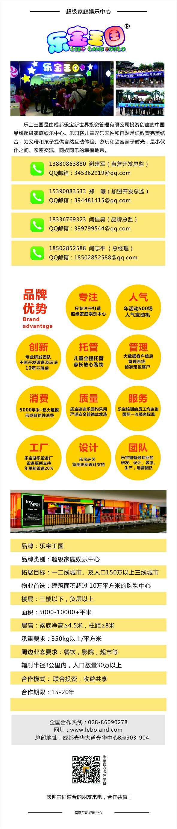 来自谢建军发布的商务合作信息:... - 成都乐宝汉赢企业管理有限公司