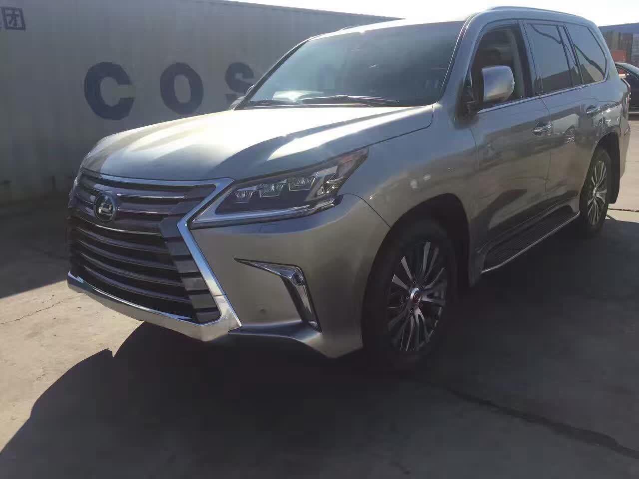 来自张**发布的供应信息:雷克萨斯570,现车... - 北京腾达吉星汽车销售有限公司