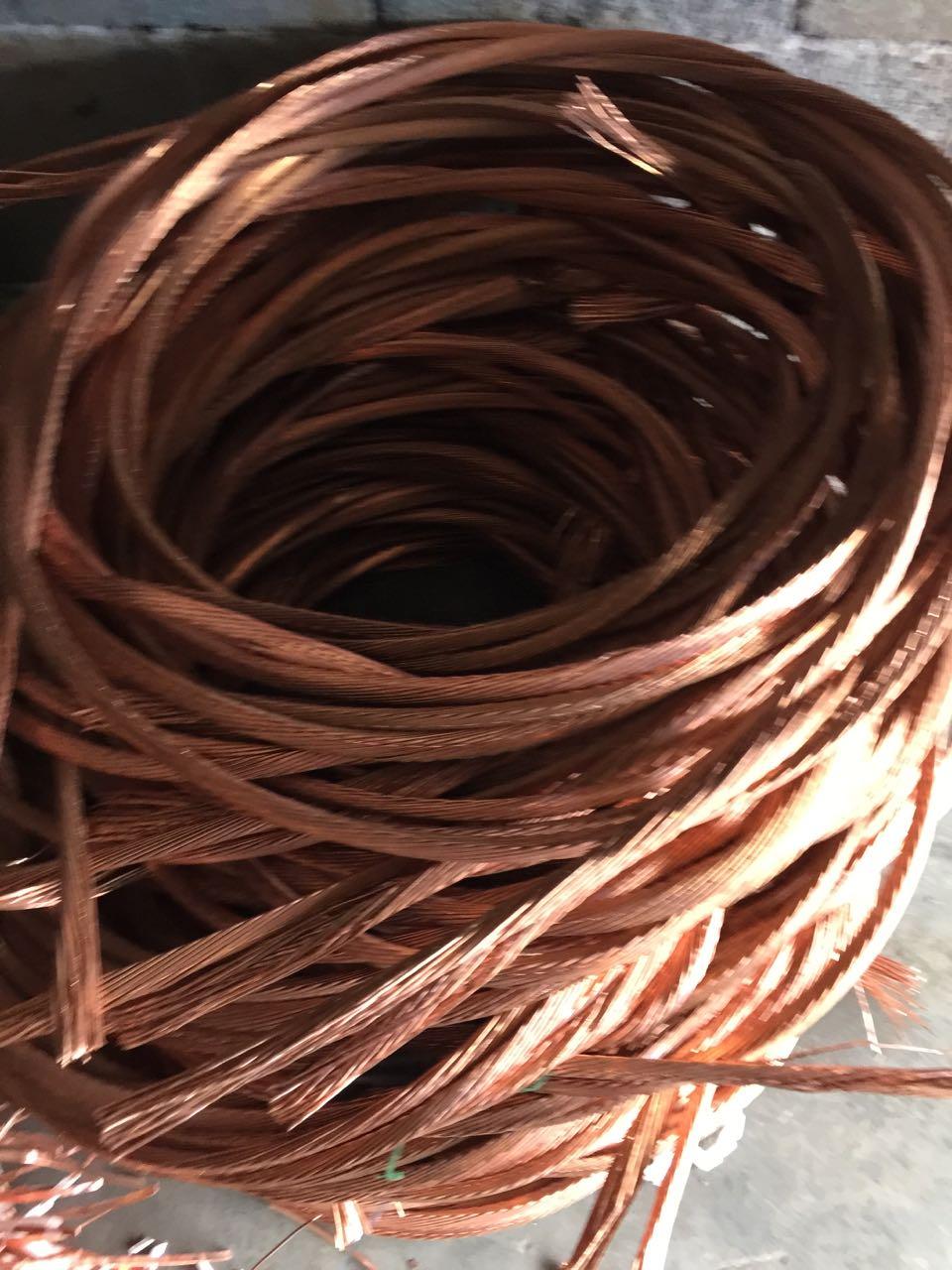来自小付发布的采购信息:需要大量废旧电线电缆废铜!不限型号规格!... - 吴江市再生资源回收利用有限公司