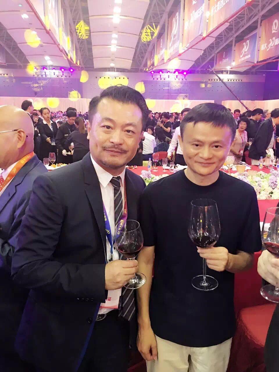 来自桑效宏发布的公司动态信息:合作伙伴恒大集团20周年庆典... - 上海丽装化学涂地板有限公司